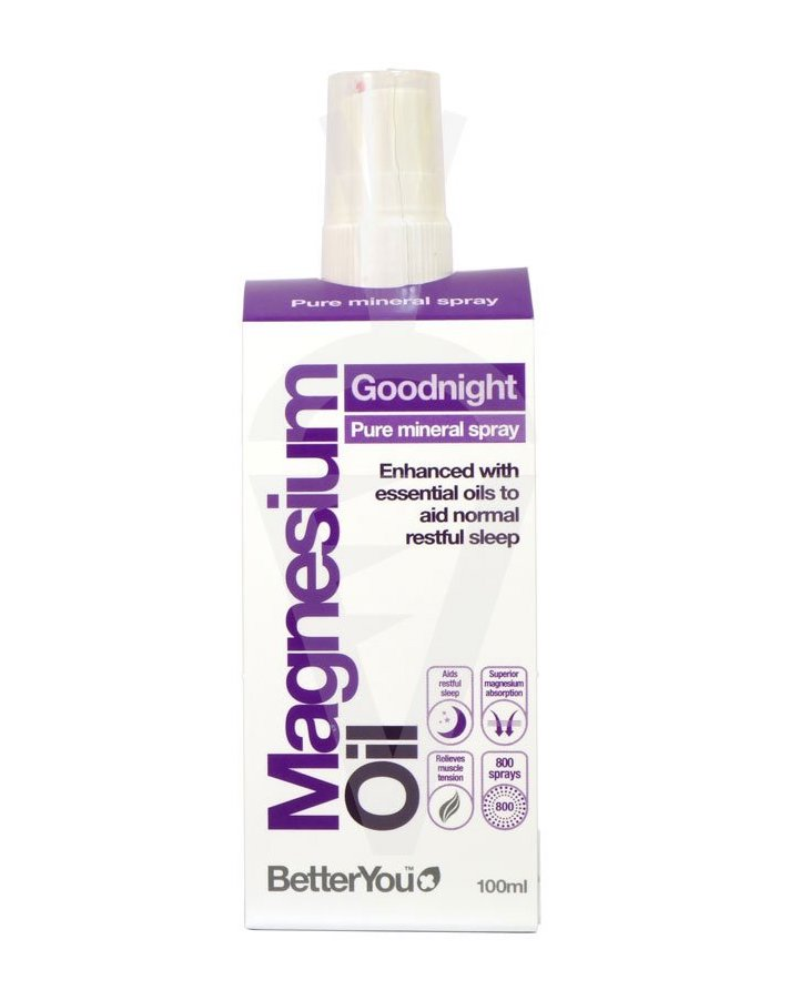 magnesium oil for better sleep