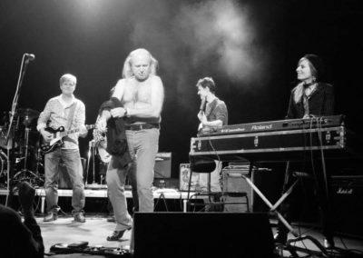 Joe Carnation's '30 Years on Stage' gig, Prague, 2013