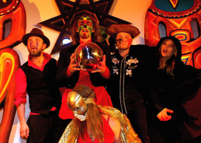 The Crazy World of Arthur Brown 2011