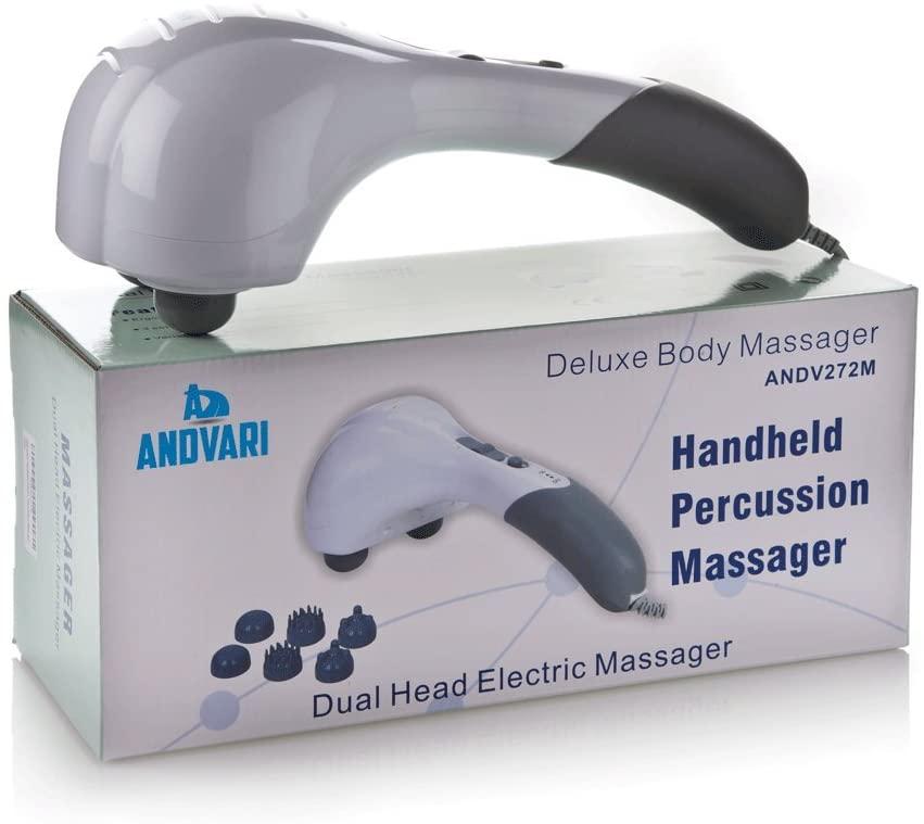 Andvari handheld percussion massager