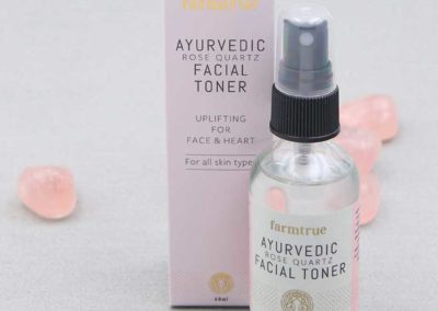 Ayurvedic Rose Quartz Facial Toner, USA