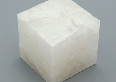 Healing Clear Quartz Gemstone Cube