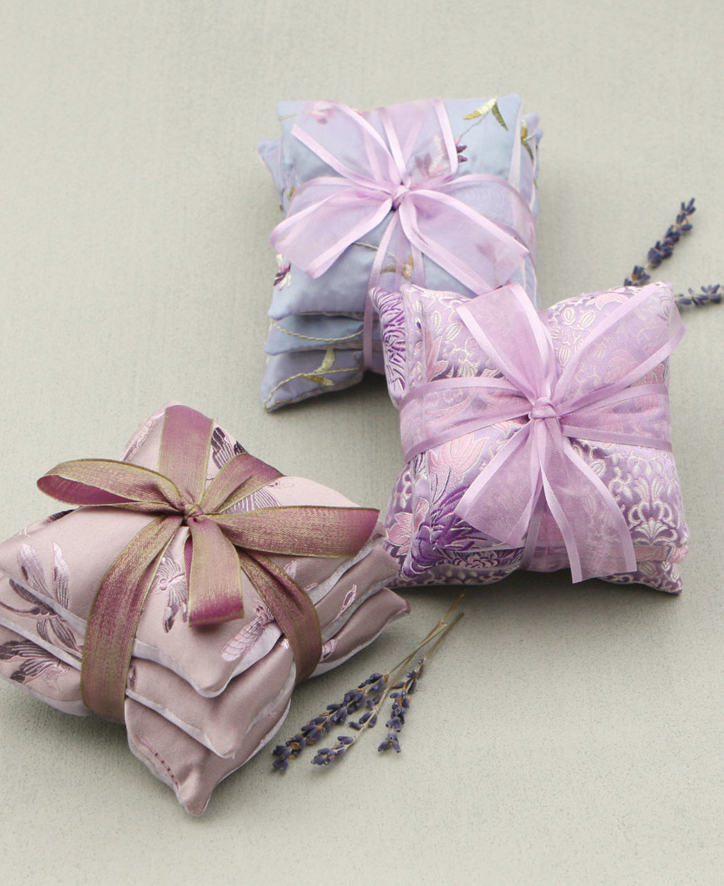 Lavender Sachet Trio, Made in the USA