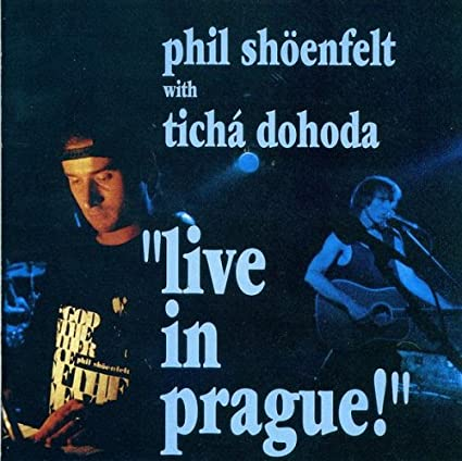 Live in Prague with Ticha Dohoda