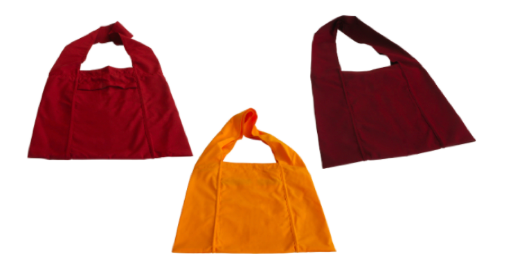 Monk Bags 100% Cotton