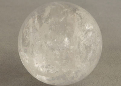 Prominent Crystal Quartz Gemstone Spheres