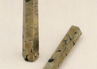 Pyrite Gemstone Pencil Point