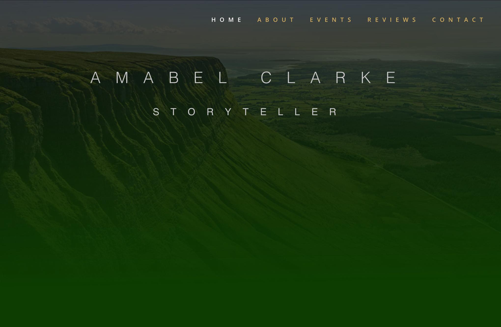 amabel clarke storyteller