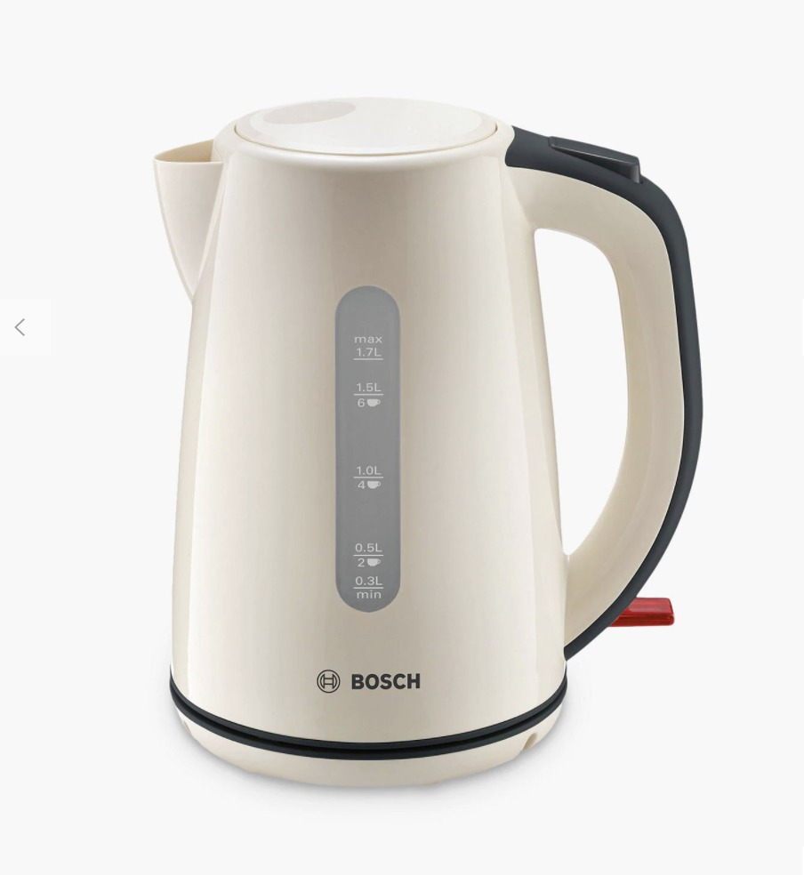 a kettle for energy-testing experiment