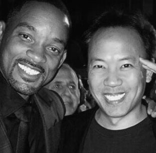 Will Smith and Jim Kwik