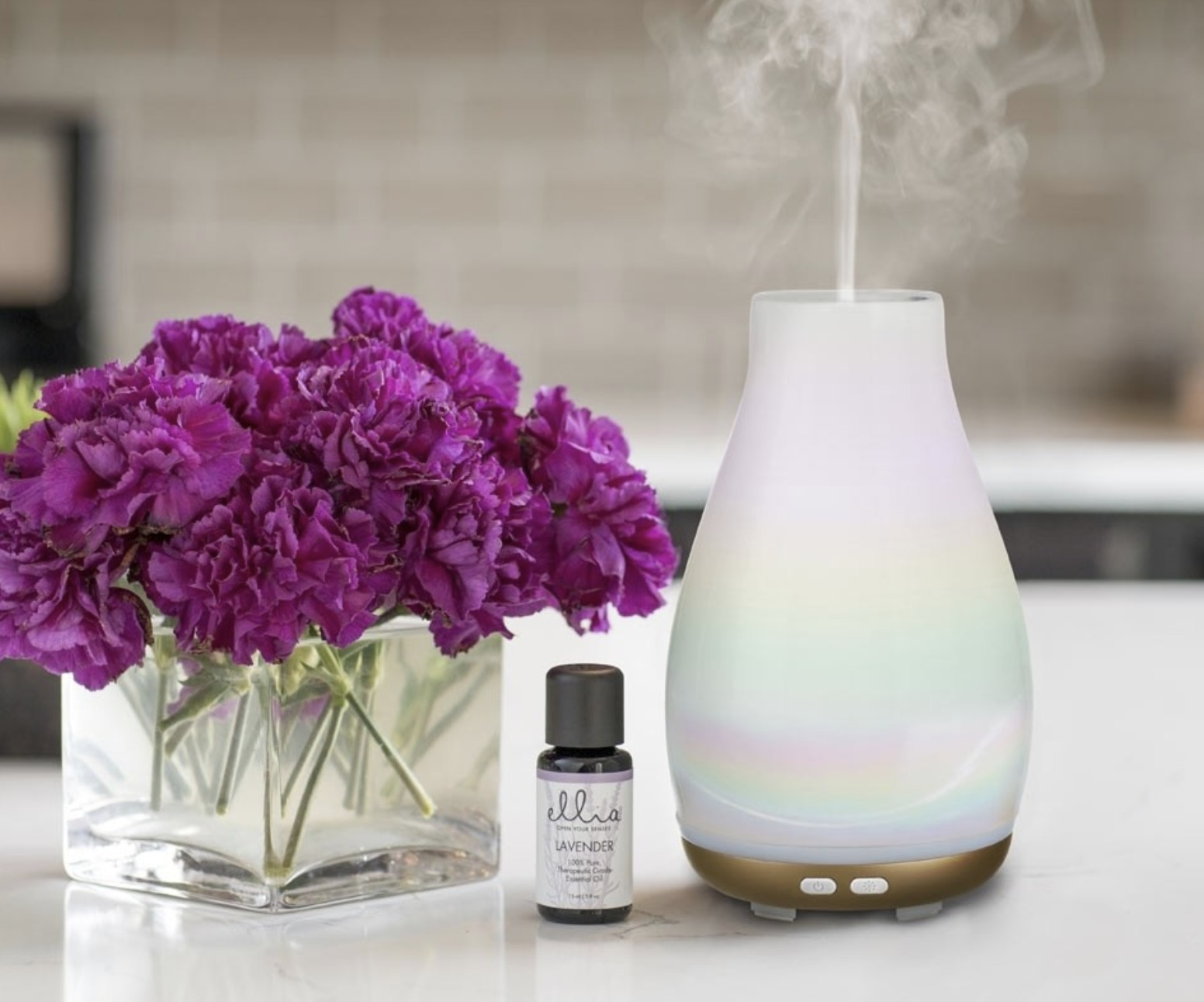 essential oil diffuser by ellia.com