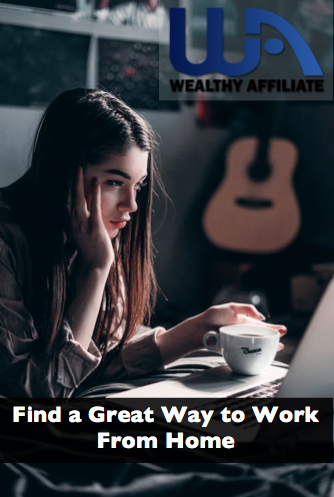wealthy affiliate work from home