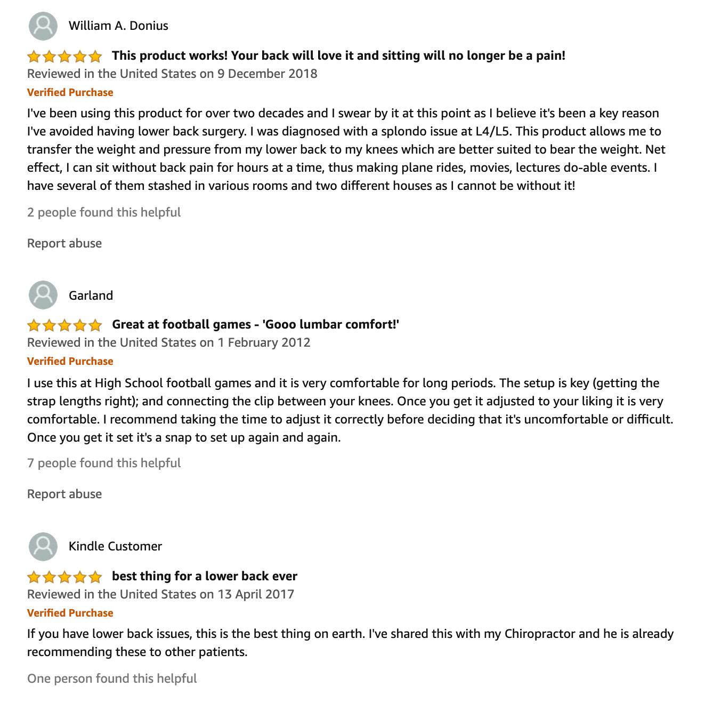 Nada Chair Reviews