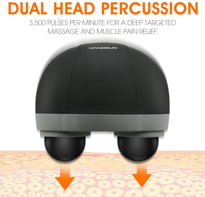 hangsun percussion massager