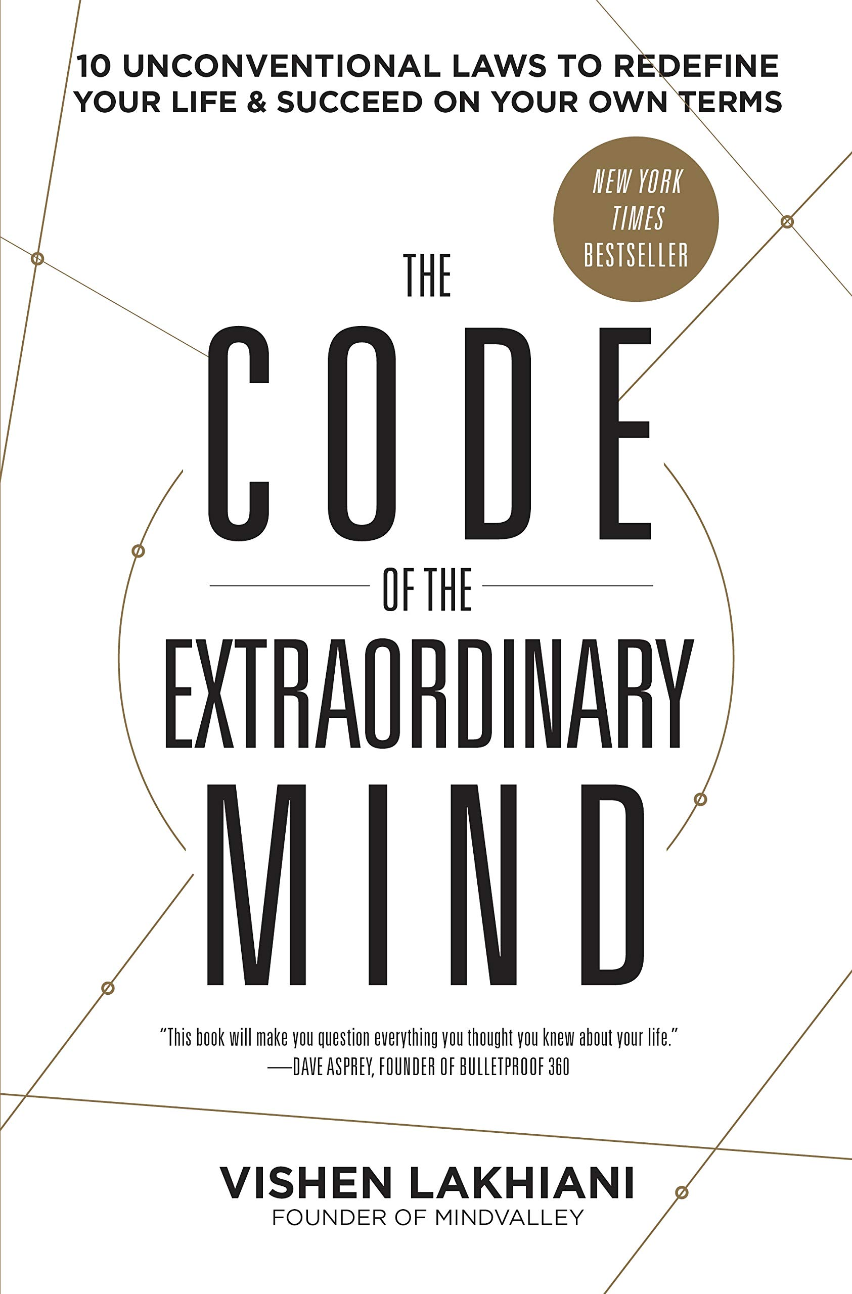 the code of extraordinary mind by vishen lakhiani