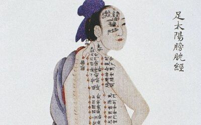 Acupressure Strengthening and Sedating Points