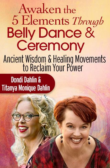 Belly Dance course by The Shift Network