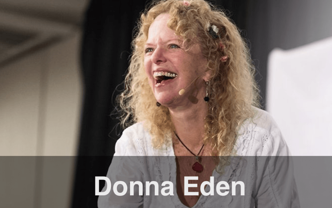 Your Health in Balance: Donna Eden and Energy Medicine