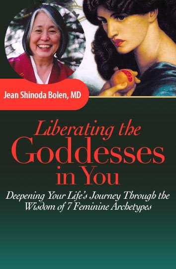 Goddesses in you course by the Shift Network