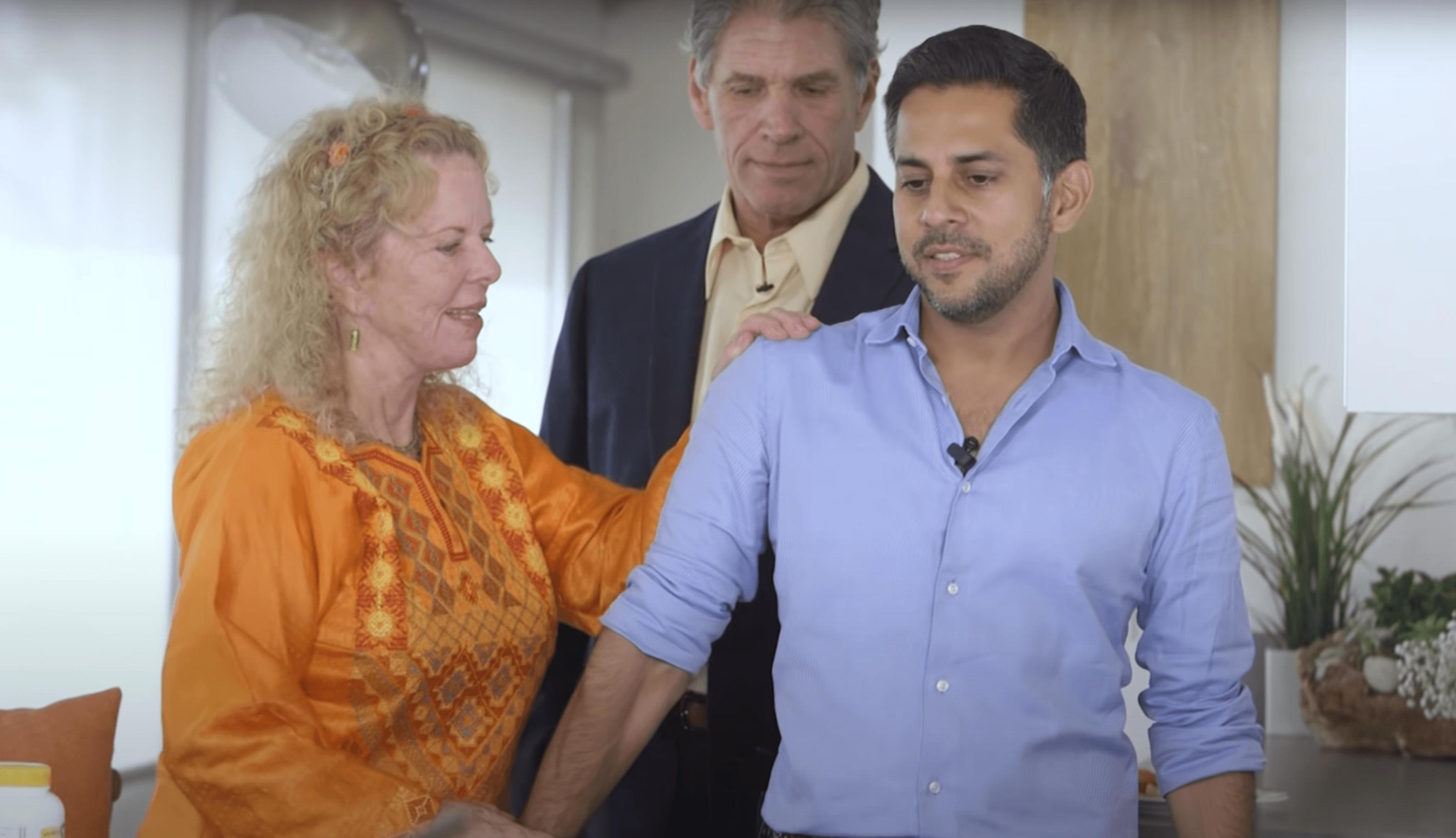 Donna Eden, David Feinstein and Vishen Lakhiani