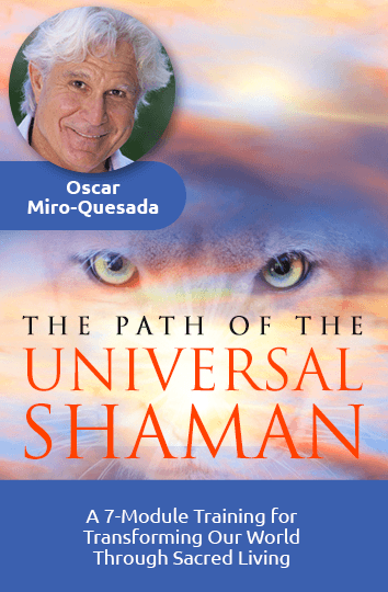 Universal Shaman course by The Shift Network