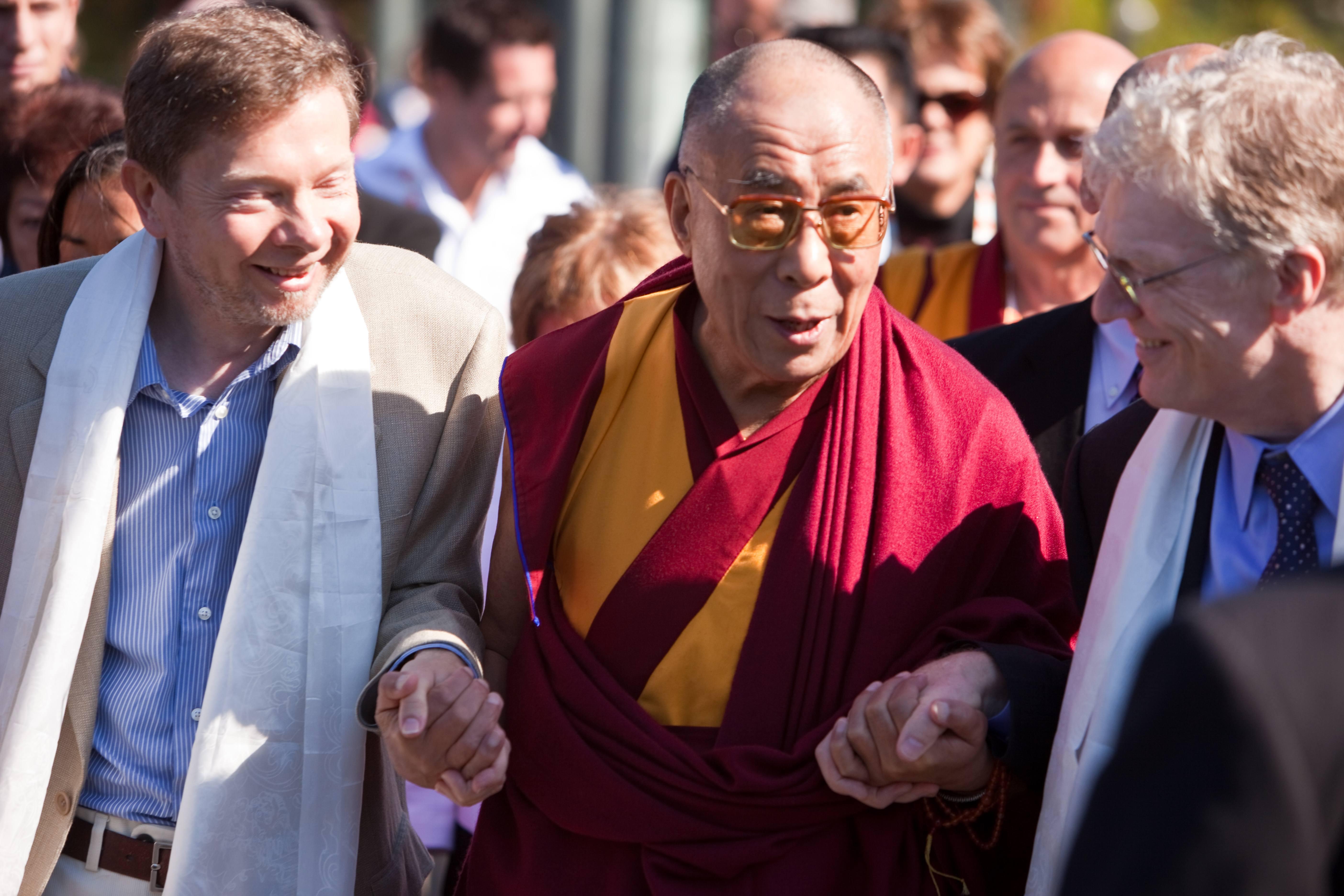 Eckhart Tolle and the Dalai Lama